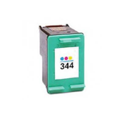 344 (C9363) - HP Colour  High Capacity Remanufactured Inkjet Cartridge