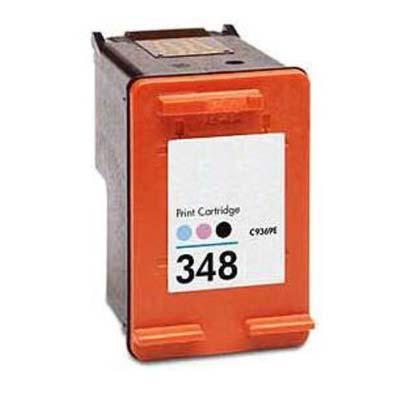 348 (C9369EE) - HP Photo  Remanufactured Inkjet Cartridge