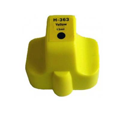 363XL C8773 - HP Yellow  High Capacity Compatible Inkjet Cartridge
