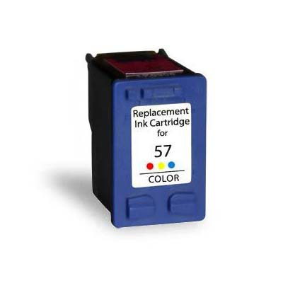 57 (C6657A) - HP Colour  Remanufactured Inkjet Cartridge