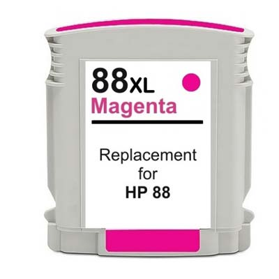 88XL - HP Magenta High Capacity Compatible Inkjet Cartridge