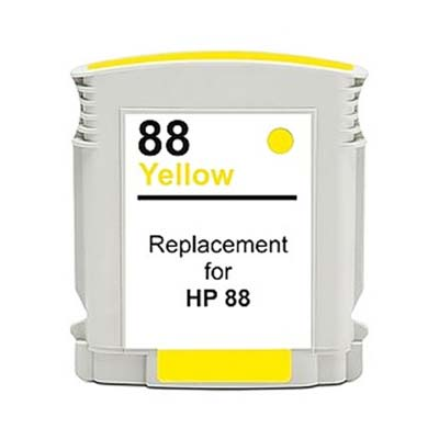88XL - HP Yellow High Capacity Compatible Inkjet Cartridge