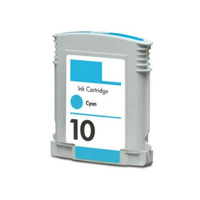 C4841AE (10) - HP Cyan  Remanufactured Inkjet Cartridge