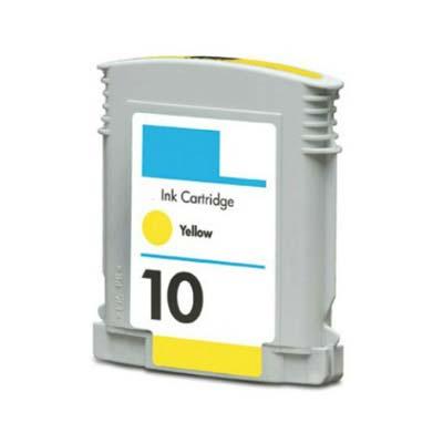 C4842AE - HP Yellow  Remanufactured Inkjet Cartridge