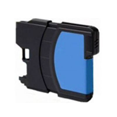 LC1280XL-C - Brother Cyan  High Capacity Compatible Inkjet Cartridge