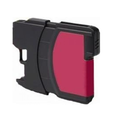 LC1280XL-M - Brother Magenta  High Capacity Compatible Inkjet Cartridge