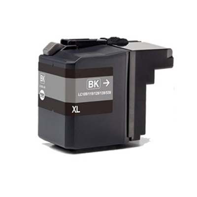 LC129XL-BK - Brother Black  High Capacity Compatible Inkjet Cartridge