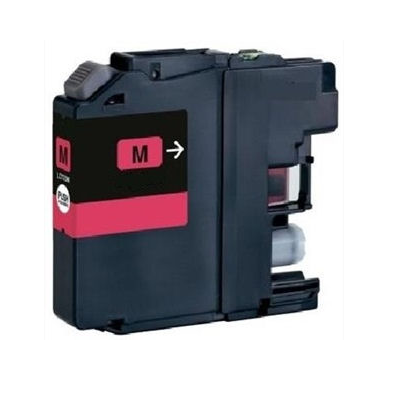 LC225XLM - Brother Magenta  High Capacity Compatible Inkjet Cartridge