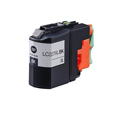 LC227XLBK LC-227 - Brother Black  High Capacity Compatible Inkjet Cartridge