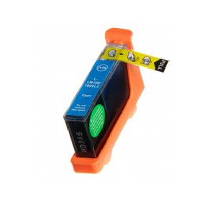 100XL (14N1069E) - Lexmark Cyan High Capacity Compatible Inkjet Cartridge