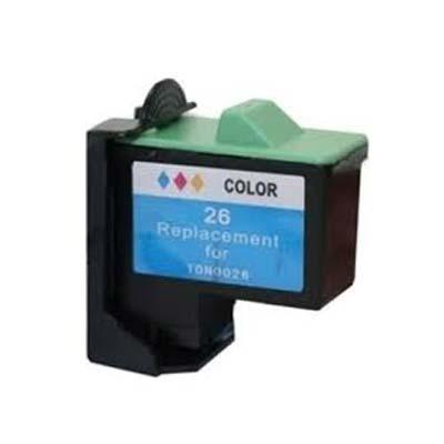 10N0026 (26) - Lexmark Colour  Remanufactured Inkjet Cartridge