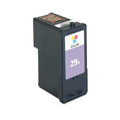 29A - Lexmark Colour  Remanufactured Inkjet Cartridge