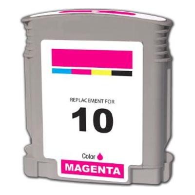 No 10 - HP Magenta  Compatible Inkjet Cartridge