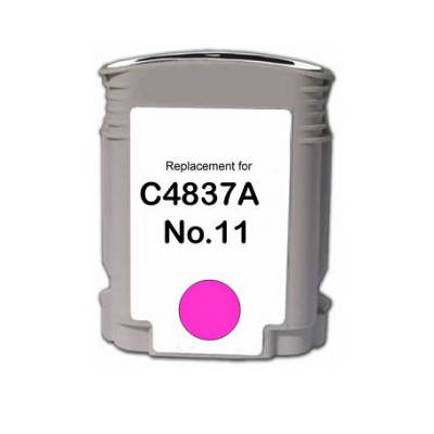 No 11 - HP Magenta  Compatible Inkjet Cartridge