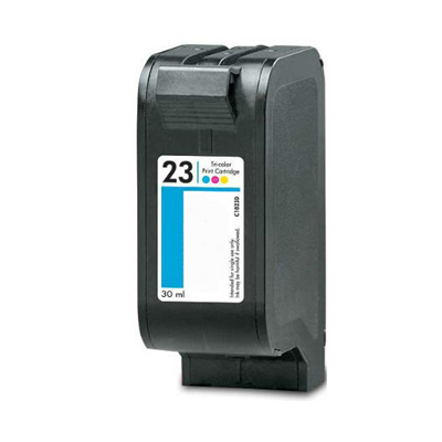 No 23 - HP Colour High Capacity Remanufactured Inkjet Cartridge