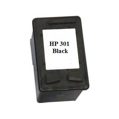 No 301 - HP Black  Remanufactured Inkjet Cartridge