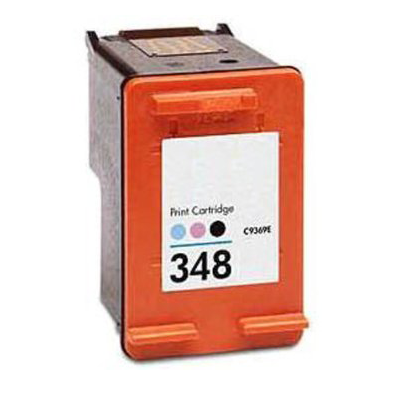 No 348 - HP Photo  Remanufactured Inkjet Cartridge