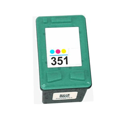 351 CB337EE - HP Colour   Remanufactured Inkjet Cartridge