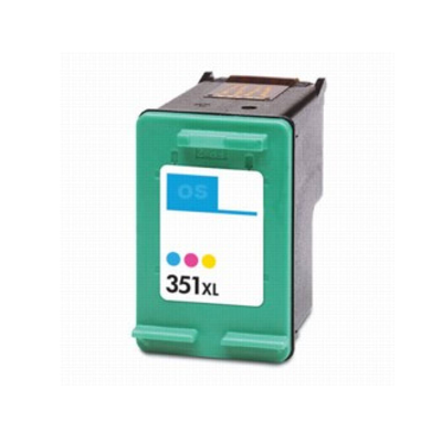 351XL CB338EE - HP Colour  High Capacity Remanufactured Inkjet Cartridge