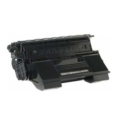 09004078 - Oki Black  Remanufactured Toner Cartridge