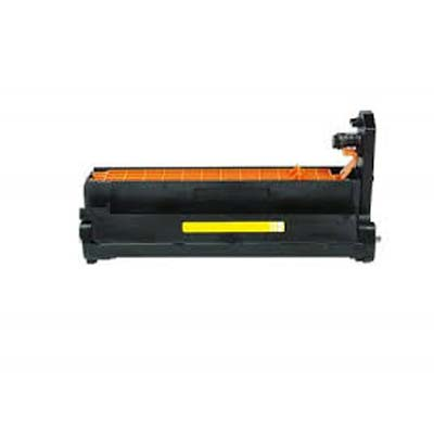 43381705 - Oki Yellow  Remanufactured  Cartridge