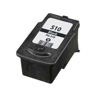 PG-510 - Canon Black  Remanufactured Inkjet Cartridge