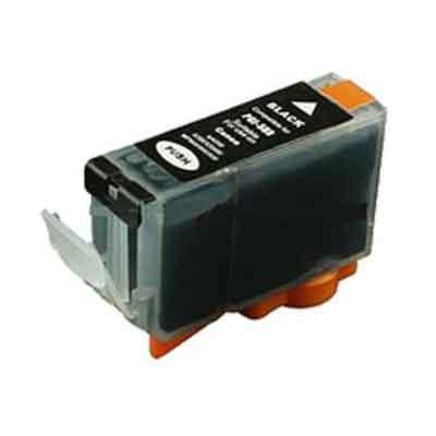 PGI-5BK - Canon Black   Compatible Inkjet Cartridge