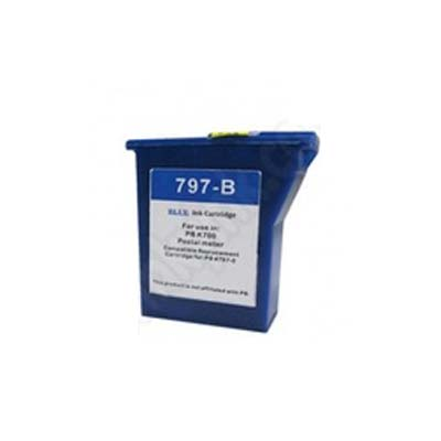 797-0 (K780002) - Pitney Blue  Compatible Inkjet Cartridge