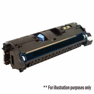 43324408 - Oki Black  Remanufactured Toner Cartridge