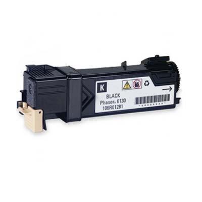 106R01281 - Xerox Black   Remanufactured Toner Cartridge